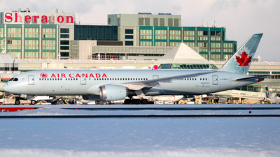 A picture of CFGEO - Boeing 7879 Dreamliner - Air Canada - © Derek MacPherson
