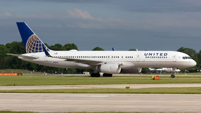 N14121 - Boeing 757-224 - United Airlines (Continental Airlines)