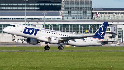 SP-LNL - Embraer 190-200IGW - LOT Polish Airlines