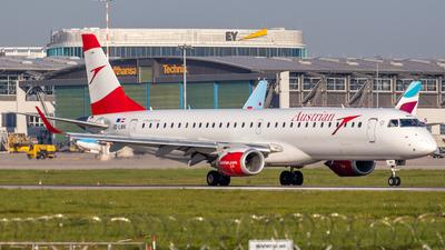 OE-LWK - Embraer 190-200LR - Austrian Airlines