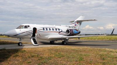 RA-02730 - Hawker Beechcraft 850XP - Weltall-Avia
