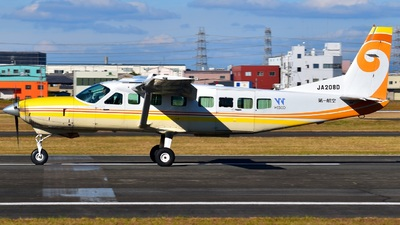 JA208D - Cessna 208B Grand Caravan - First Flying (FFC)