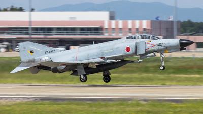97-8427 - McDonnell Douglas F-4EJ Kai - Japan - Air Self Defence Force (JASDF)