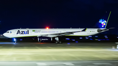 A picture of PRAIY - Airbus A330243 - Azul Linhas Aereas - © Juan Cosmo | PSW Aviation
