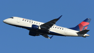 A picture of N870RW - Embraer E170SU - Delta Air Lines - © DJ Reed - OPShots Photo Team