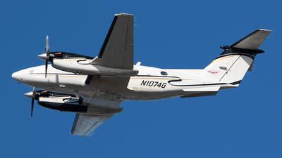 N1074G - Beechcraft B200 Super King Air - Guardian Flight
