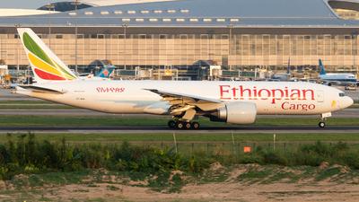 ET-AVN - Boeing 777-F60 - Ethiopian Cargo
