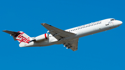 VH-FZO - Fokker 100 - Virgin Australia Regional Airlines