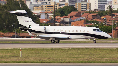 N141DN - Gulfstream G280 - Private