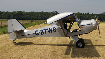 A picture of GBTWB - Denney Kitfox 3 - [PFA 17212278] - © Ian Howat