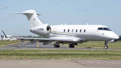LV-GOK - Bombardier BD-100-1A10 Challenger 300 - Private