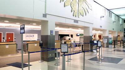 KBFL - Airport - Terminal