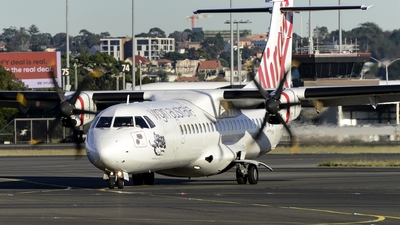 VH-FVN - ATR 72-212A(600) - Virgin Australia Airlines