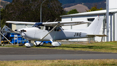 ZK-JNE - Cessna 172R Skyhawk - Nelson Aviation College