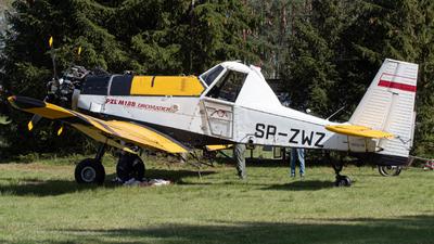 SP-ZWZ - PZL-Mielec M-18B Dromader - Aero Club - Opolski