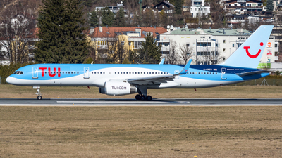 G-CPEU - Boeing 757-236 - TUI