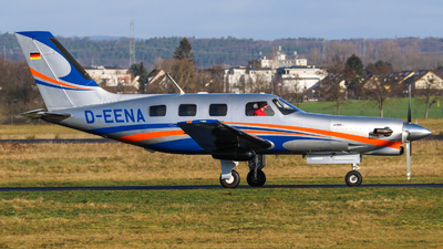 A picture of DEENA - Piper PA46350P Malibu Meridian - [4636011] - © Johannes Wirl