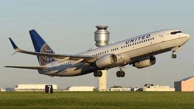 N33294 - Boeing 737-824 - United Airlines