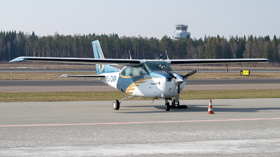 YL-CKA - Cessna T210N Turbo Centurion II - Private