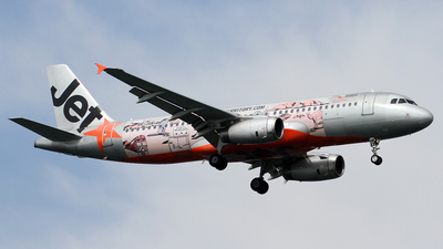 9V-JSB - Airbus A320-232 - Jetstar Asia Airways