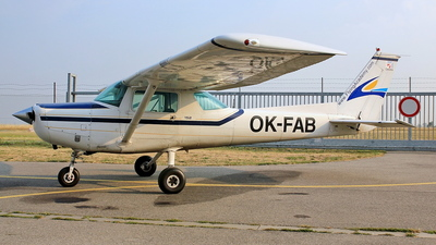 OK-FAB - Cessna 152 - Flying Academy