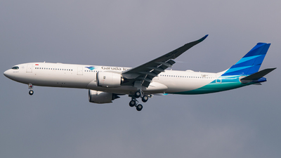A picture of FWWCD - Airbus A330 - Airbus - © Finnographie