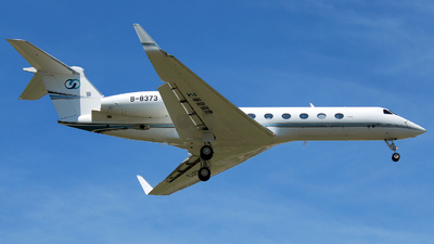 B-8373 - Gulfstream G550 - Private