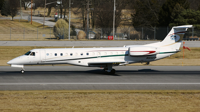 N926FM - Embraer ERJ-135ER - RVR Aviation