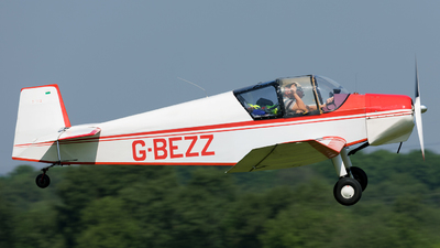 G-BEZZ - Jodel D112 - Private