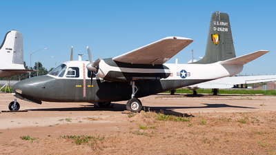 52-6218 - Aero Commander YU-9A - United States - US Air Force (USAF)