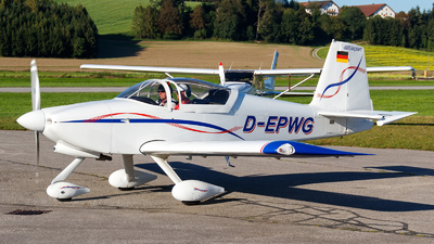 D-EPWG - Vans RV-9A - Private
