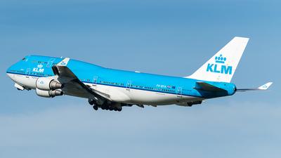 A picture of PHBFA - Boeing 747406 - [23999] - © Michael Jostmann