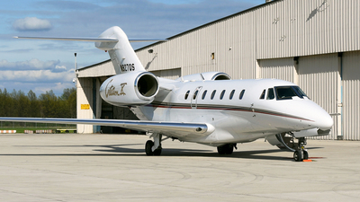 N927QS - Cessna 750 Citation X - NetJets Aviation
