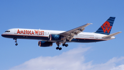 N903AW - Boeing 757-2S7 - America West Airlines