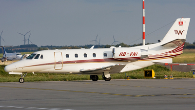 HB-VNI - Cessna 560XL Citation Excel - Speedwings