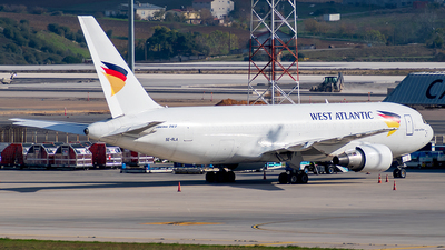 SE-RLA - Boeing 767-232(BDSF) - West Atlantic Airlines