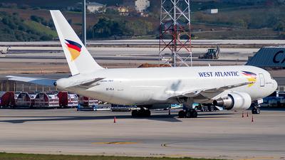 A picture of SERLA - Boeing 767232(BDSF) - West Atlantic UK - © Taha Berat