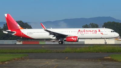 N692AV - Airbus A321-231 - Avianca