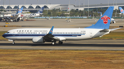 B-5769 - Boeing 737-81B - China Southern Airlines