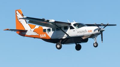 A picture of ZKSAN - Cessna 208 Caravan - Sounds Air - © Jack Walker
