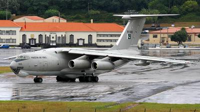R11-003 - Ilyushin IL-78M Midas - Pakistan - Air Force