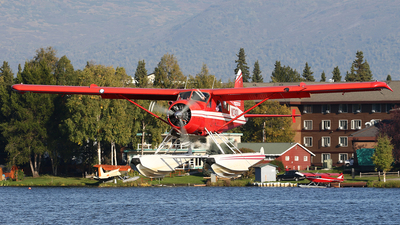 N2740X - De Havilland Canada DHC-2 Mk.I Beaver - Rust's Flying Service