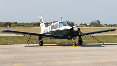 A picture of CGPYR - Piper PA28R180 - [28R7130008] - © Shon Fridman