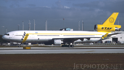 N276WA - McDonnell Douglas MD-11(CF) - Staf Cargo Airlines (World Airways)