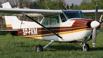 SP-FKM - Cessna 172N Skyhawk - Private