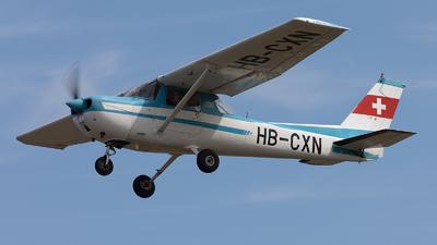 A picture of HBCXN - Cessna F150M - [1343] - © Alex
