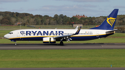EI-GXJ - Boeing 737-8AS - Ryanair
