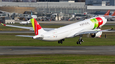 F-WWKE - Airbus A330-941 - TAP Air Portugal