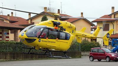 I-EITF - Eurocopter EC 145 - Inaer