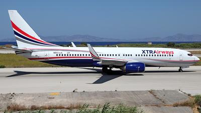 N917XA - Boeing 737-86J - XtraAirways